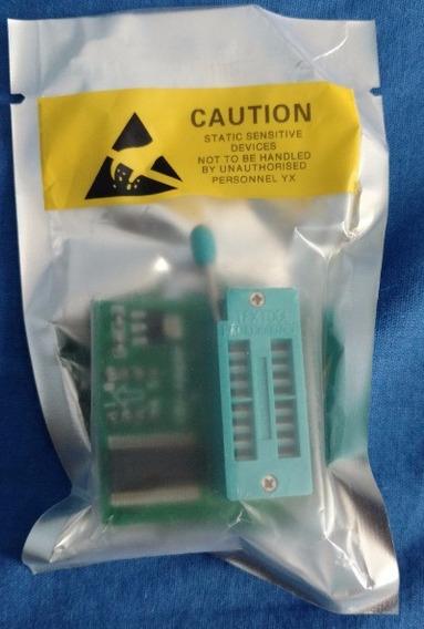 Adaptador 1.8v Gravador Bios Tl866cs Ezp2010 Rt809f Ch341