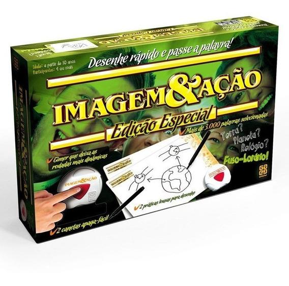 Jogo Imagem & Ação Edição Especial