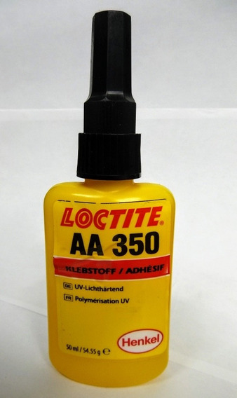 Loctite 350 Pegamento Ultravioleta 50ml