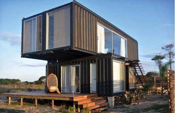 Casa Contenedor Container Vivienda Campo Quinta 45 Mts2 (12)