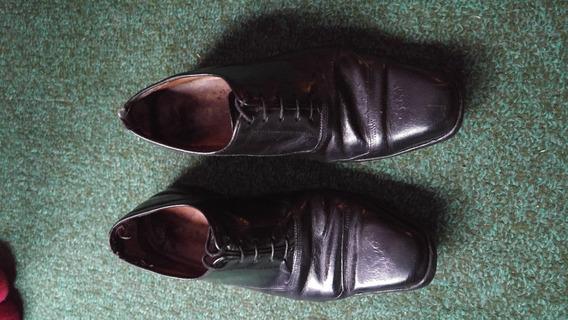 Zapato De Vestir Cuero Talle 42 Adriano Calzados