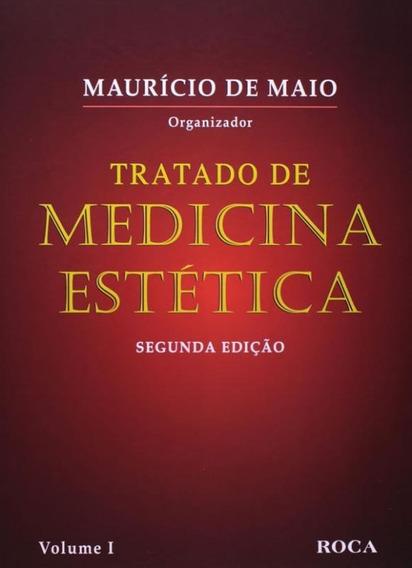 Tratado De Medicina Estetica - 03 Vols - 02 Ed