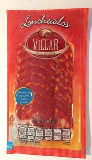 Chorizo Español 90 Grs Marca Villar