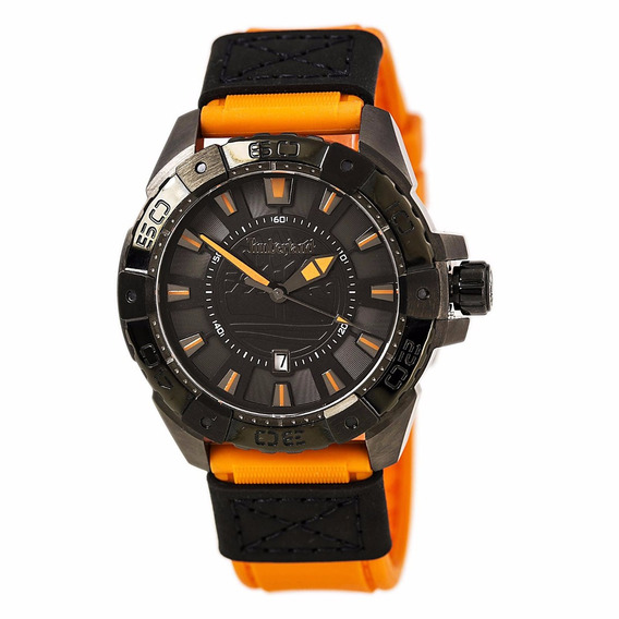 Relógio Timberland Tbl_13865jsub_61 Somerville Analog