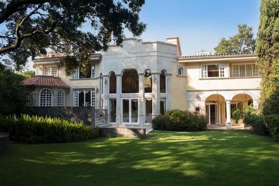 Casa En Venta Jardines Del Pedregal , Residencia De Revista
