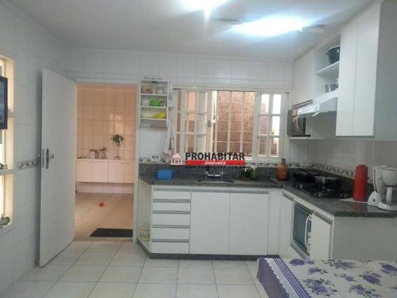 Sobrado Com 2 Dormitórios À Venda, 126 M² Por R$ 680.000 - Interlagos - São Paulo/sp - So2835