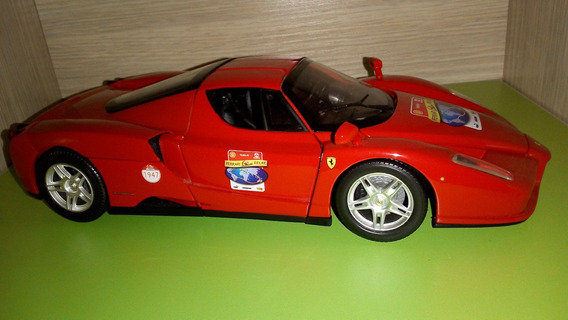 Ferrari Enzo Hot Wheels 60 Aniversario Escala 1/18 Original