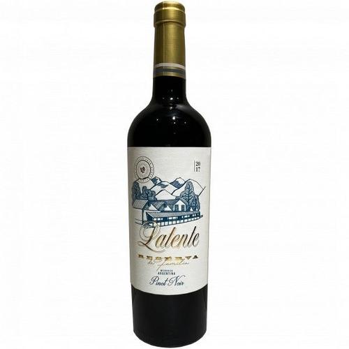 Cuarto Surco - Latente Reserva Pinot Noir - 2017