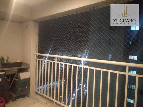Apartamento Com 2 Dormitórios À Venda, 86 M² Por R$ 588.000,00 - Vila Leonor - Guarulhos/sp - Ap12285