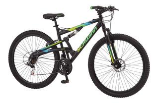 Bicicleta Montaña Schwinn Knowles 29r 21 Vel+kit Zefal 6pzas