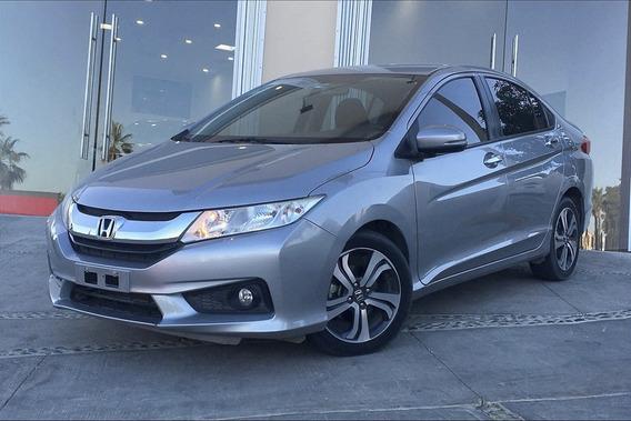 Honda City Ex Cvt 2017