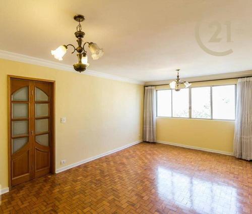 Imagem 1 de 24 de Apartamento Com 2 Dormitórios À Venda, 101 M² - Pompeia - São Paulo/sp - Ap22843