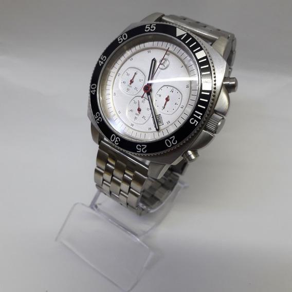 Relógio Mercedes Benz Cronometro Calendário 44 Mm Diâmetro