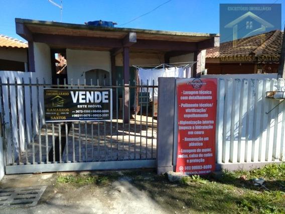 Vende-se Casa No Jardim Patrícia Em Quatro Barras - Ca00114 - 34200913