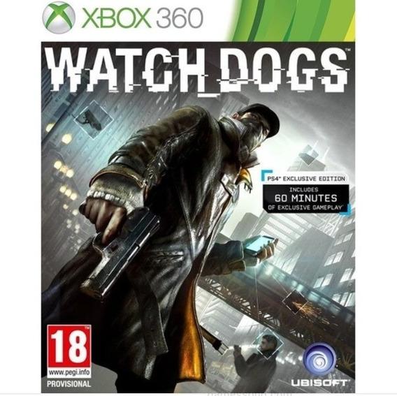 Watch Dogs - Xbox 360 - Mídia Digital