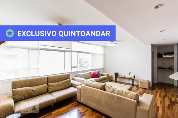 Apartamento No 1º Andar Com 3 Dormitórios E 1 Garagem - Id: 892963139 - 263139