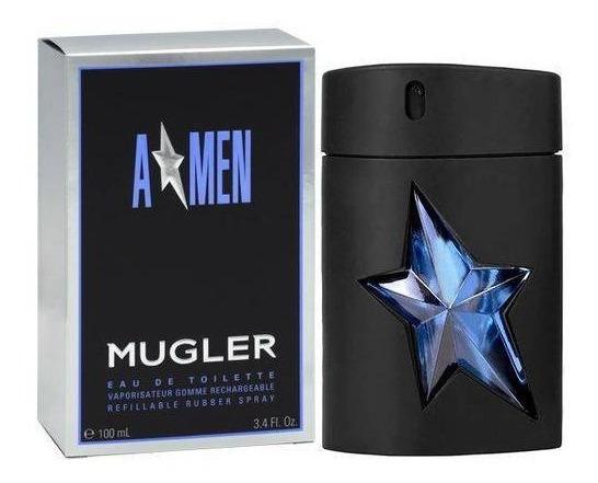 Angel Men Ruber Thierry Mugler 100 Ml Original