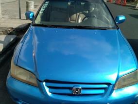 Honda Accord 2.3 Ex-r L4 Mt 2001