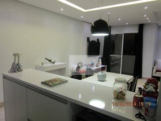 Apartamento Com 3 Dormitórios À Venda, 62 M² Por R$ 420.000 Rua Lupércio De Miranda, 1776 - Campestre - Santo André/sp - Ap0011