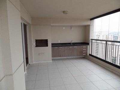 Apartamento Em Vila Leopoldina, São Paulo/sp De 148m² 3 Quartos Para Locação R$ 5.000,00/mes - Ap193441