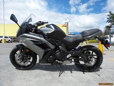 Kawasaki Ninja 650r 2014