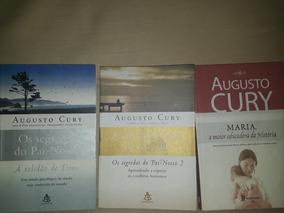 Livros Os Segredo Do Pai Nosso 1e2 Maria