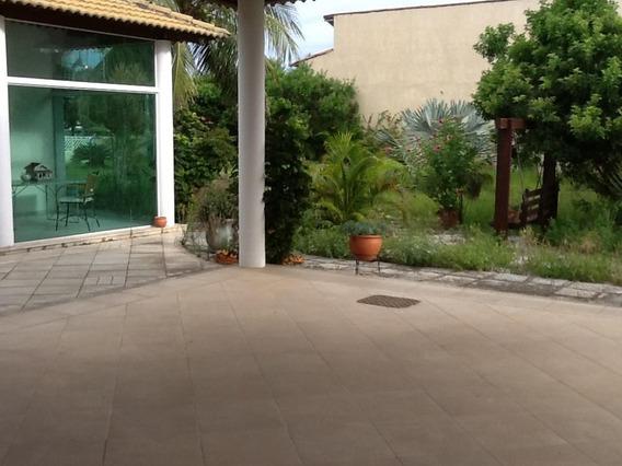 Casa Com 4 Dormitórios À Venda, 460 M² Por R$ 899.000,00 - Praia Seca - Araruama/rj - Ca0062