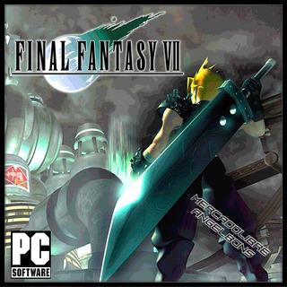 Final Fantasy Vii No Steam Version Pc Juego Game Digital