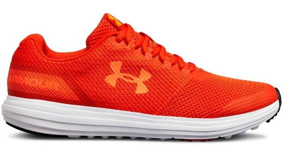 Tenis Under Armour Ua W Surge Rojo