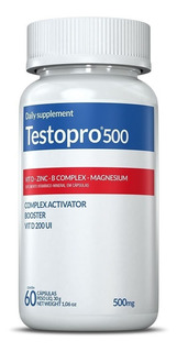 Testopro C/60 Cápsulas - Inove Nutrition
