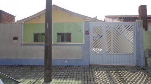 Ótima Casa Perto Da Praia Com Churrasqueira 3 Dorm Escritura