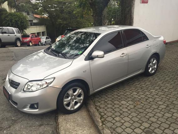 Corolla Xei 2009/2010 Blindado R$ 40.899,99