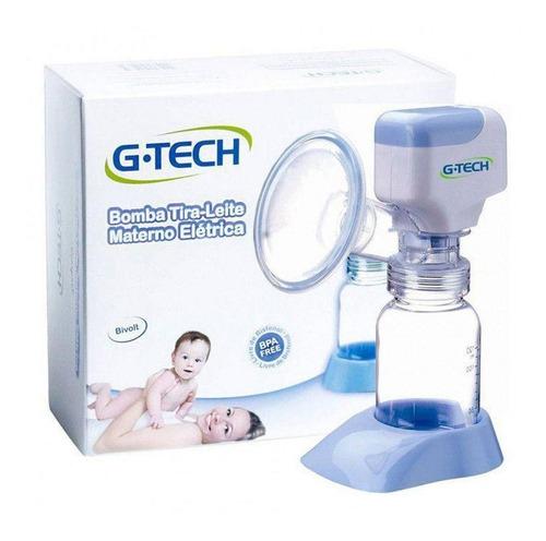 Imagem 1 de 4 de Bomba Tira-leite Materno Elétrica Compact Automática G-tech