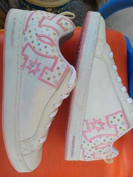 Zapatillas Dc Mujer