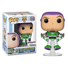 Buzz Lightyear Flutuando Funko Pop Pop! Toy Story 4 Amazon