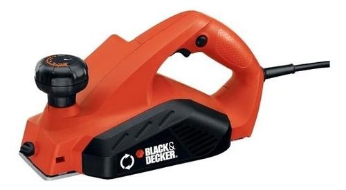 Cepillo Electrico  Black+decker 7698-ar 650w 2 Mm