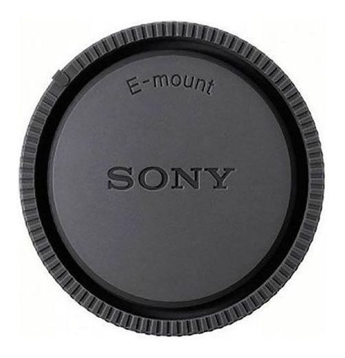 Tampa Fundo Traseira Lente Objetiva Sony Alpha Nex E-mount