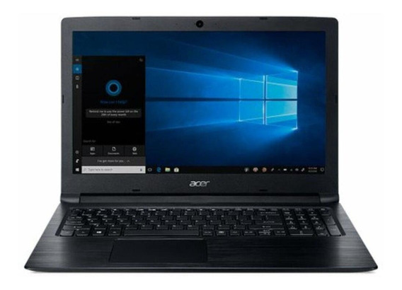 Notebook Acer Aspire N3060 4gb Hd 500gb 15.6 W10pro