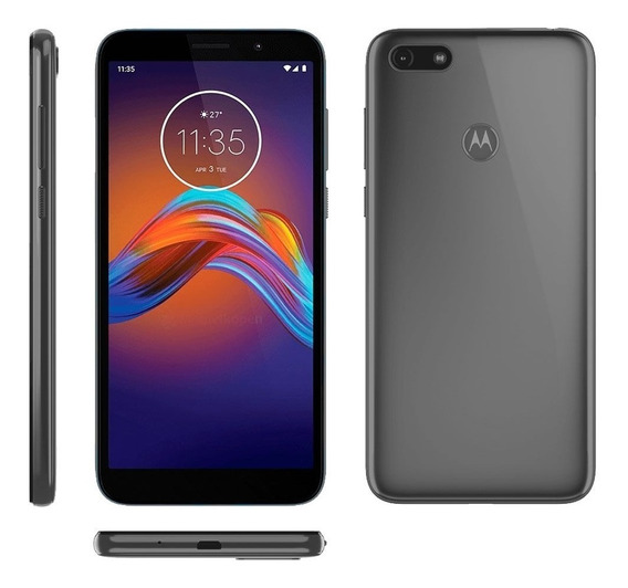 Smartphone Motorola Moto E6 Play, Tela 5,5 , 32gb, Dual Chip