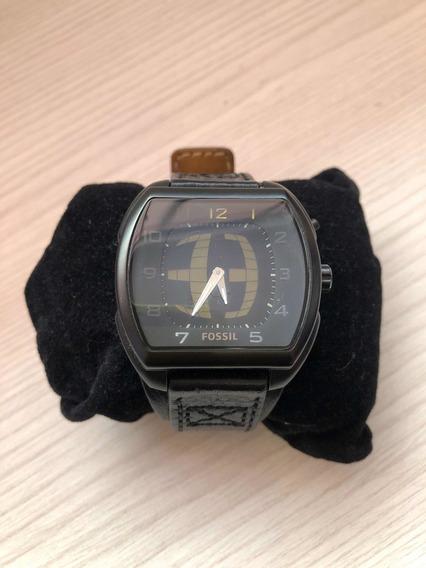 Relógio Fóssil - Comprado Em Nova York - Uso De 1 Ano