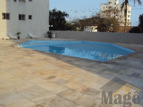 Apartamento Com Lazer Completo A Venda Na Praia Da Enseada- Ref. 4093 - 4093