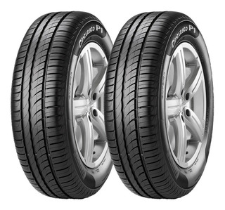 Kit X2 Pirelli 185/65 R14 86t P1 Cinturato Neumen Ahora18