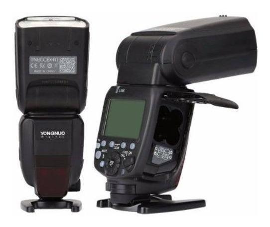 Flash Yongnuo Yn- 600ex Rt Il Para Canon Com Nota Fiscal