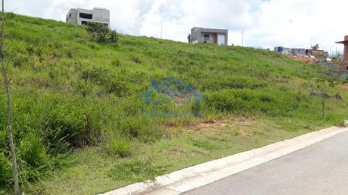 Terreno À Venda, 420 M² Por R$ 471.453,75 - Aldeia Da Serra - Santana De Parnaíba/sp - Te0494