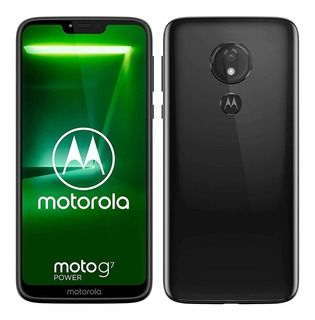 Motorola Smartphone Moto G7 Power 64gb 4gb Ram Capa Protetor