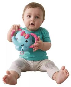 Fisher-price Mobile Rosa Amigunhas Animais Mattel Unidade
