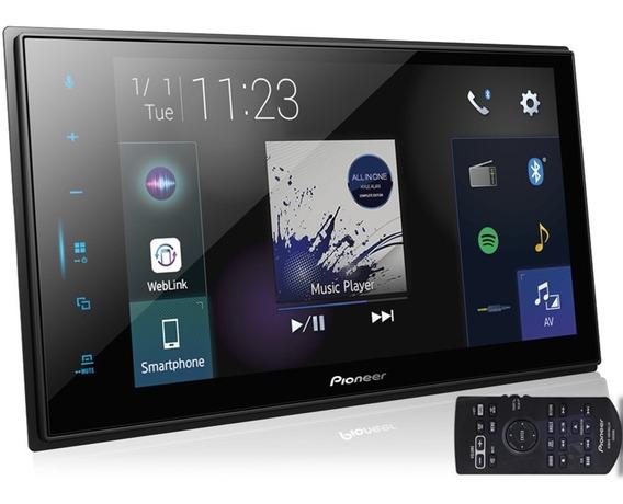 Multimídia Dmh-zs8280tv Pioneer Tv Espelhamento Android Ios