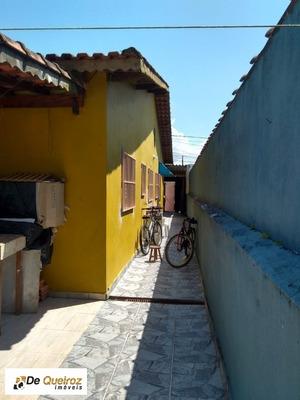 Casa Residencial Em Mongaguá - Sp, Nossa Senhora De Fátima - 1836