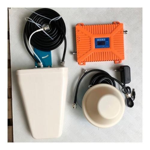 Repetidor Amplificador De Señal De Celular Naranja