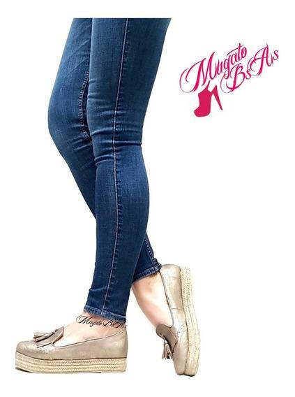 Zapatos Y Sandalias Mujer Chatitas Bajas Verano Mugato-bsas®